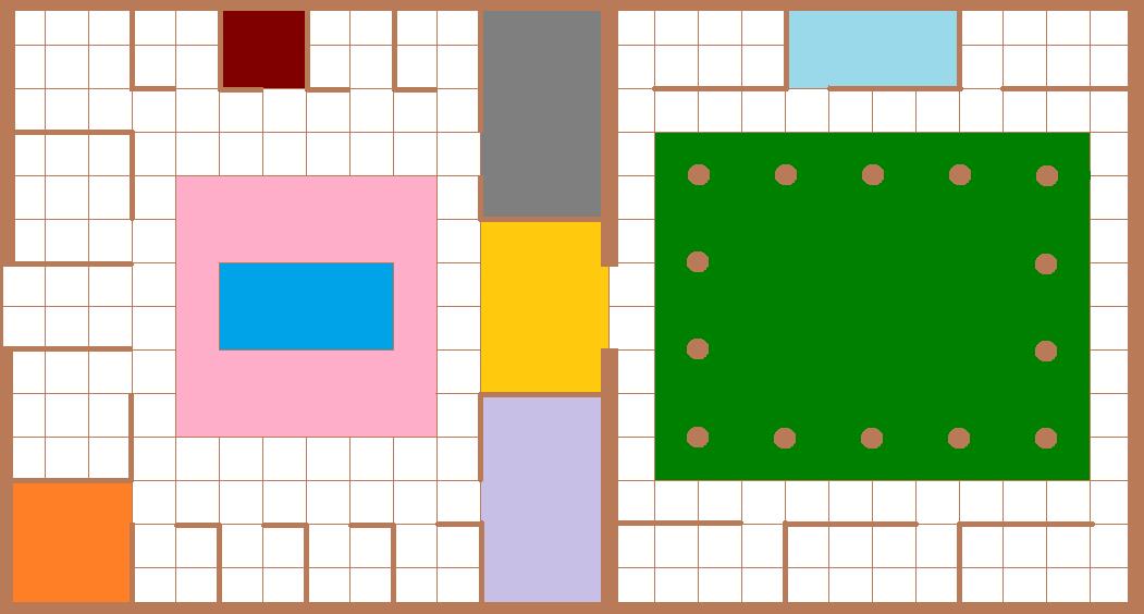 Latin Clue - Roman Villa