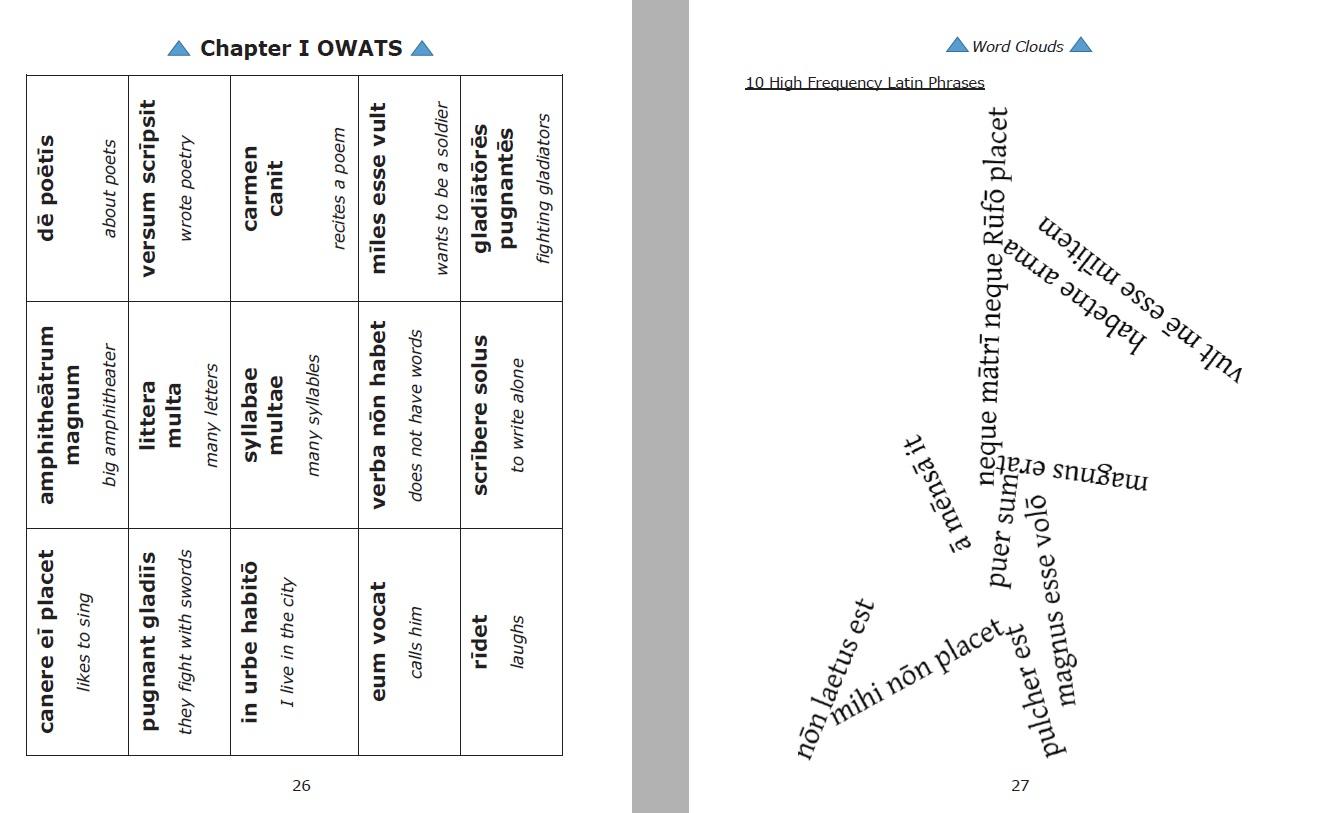 Workbooks quia workbook : Pronunciation & Poetry | Magister P.
