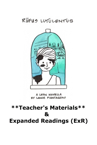Rufus lutulentus - Teacher's Materials & Expanded Readings (ExR) Cover